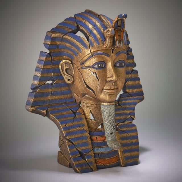 Tutankhamun by Matt Buckley Edge Sculpture