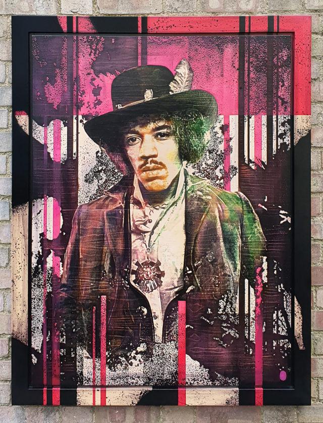 BISH705 Hendrix Original Rob Bishop