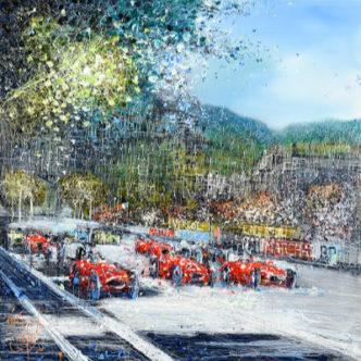 Nigel Cooke Original Art