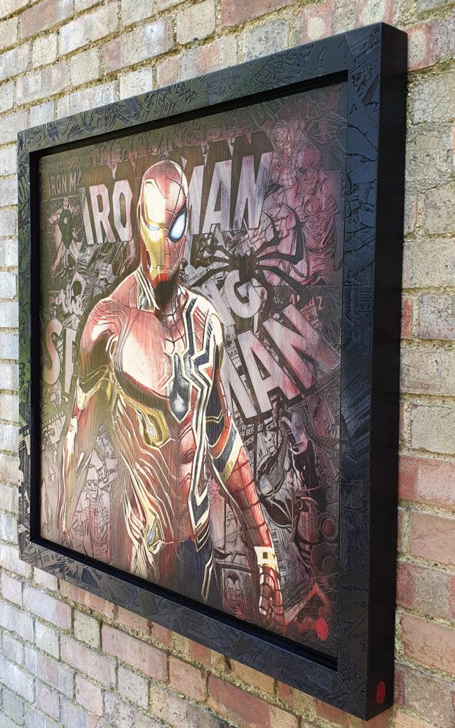 Spiderman Ironman Rob Bishop