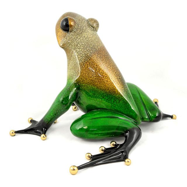 Frogman Bronze Ferguson Exclusive Patina