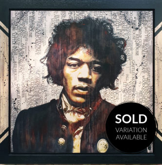 Rob Bishop Jimi SOLD