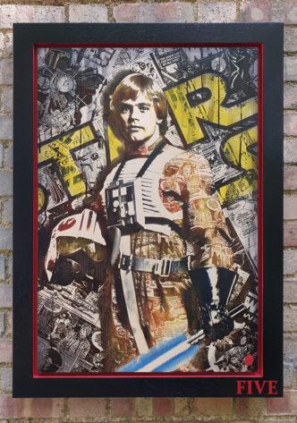BISH566 Luke Skywalker Rob Bishop