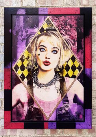 BISH683 Harley Quinn Rob Bishop