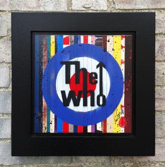 BISH696 My Diary: The Who Rob Bishop