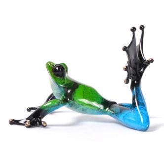 Frogman Solid Bronze