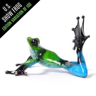 Marquesa Frogman Bronze