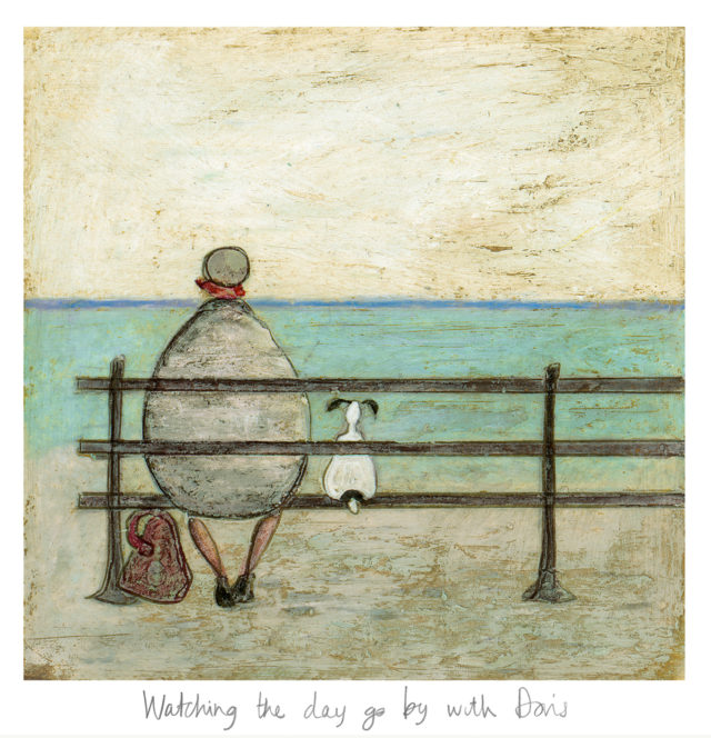 STO-242 Watching the Day go by with Doris Sam Toft