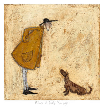 STO-247 Whos a Silly sausage Sam Toft