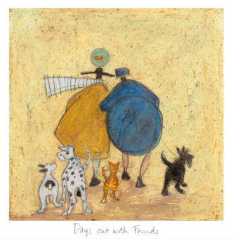 Sam Toft Days Out With Friends
