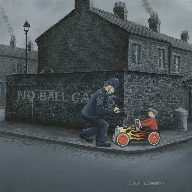 Leigh Lambert Driving Licence Please Sir