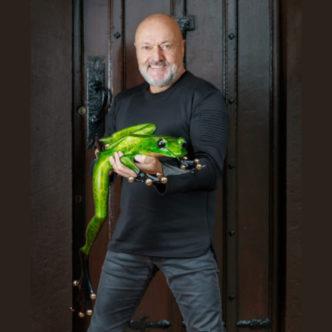 Tim Cotterill & Frogman Bronze