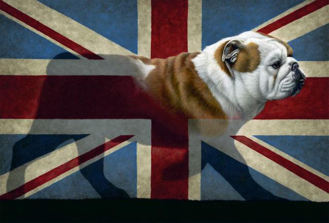 Nigel Hemming British Bulldog Out Of The Shadows