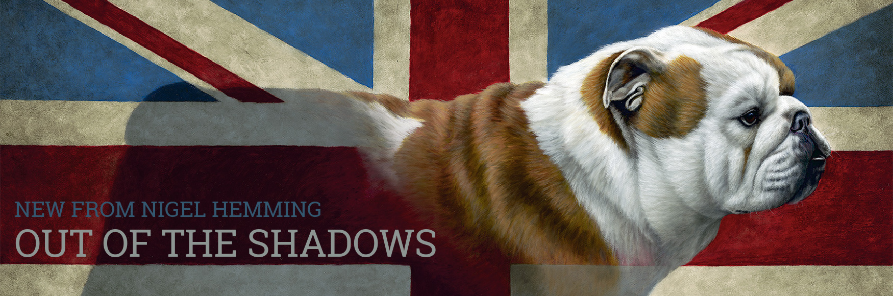 Out Of The Shadows by Nigel Hemming