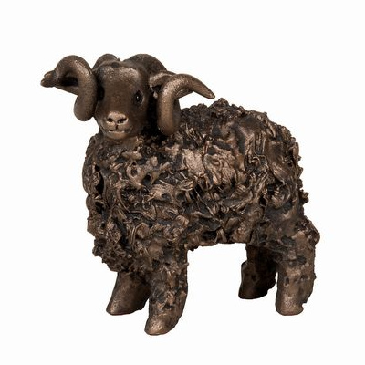 Frith Swaledale Ram Standing   Frith Sculpture   Cute Animal Sculpture