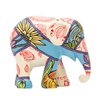 Elephant Parade Henna and Head Scarves