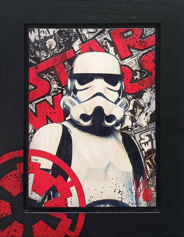 BISH770 Stormtrooper OV2 29 x 40 Rob Bishop