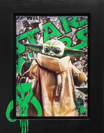 BISH795 Baby Yoda The Child OV5 Rob Bishop