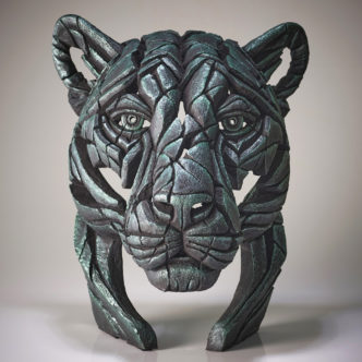 Edge Sculpture Green Dream Panther