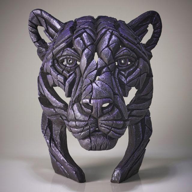 Edge Sculpture Moon Hunter Panther