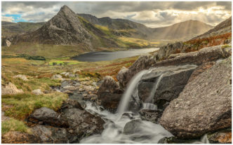 Paul Haddon Photography Lake-Llyn-Ogwen-Wales