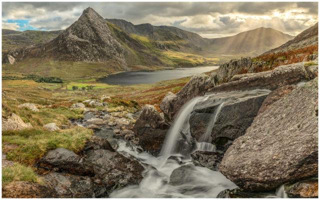 Paul Haddon Photography Lake-Llyn-Ogwen-Wales