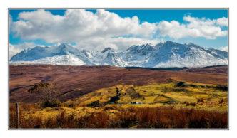 Paul Compton Photography Snowy Peaks