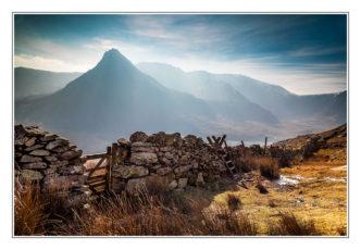 Tryfan Clogwyn Mawr Paul Compton Photography