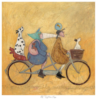 All Together Now Sam Toft
