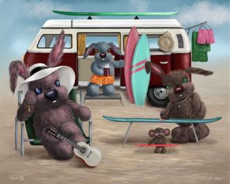 Lisa Holmes Beach Life