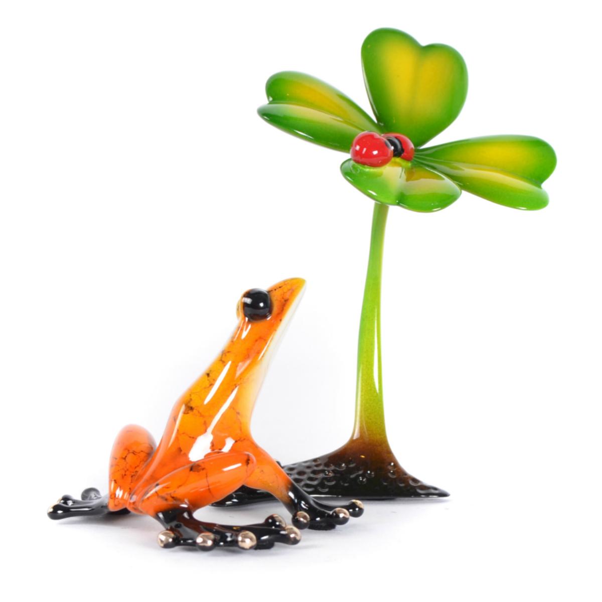 Frogman Bronze