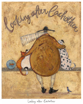 Looking After Eachother Sam Toft