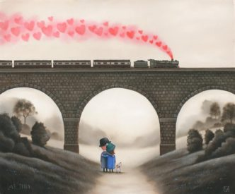 Michael Abrams Love Train
