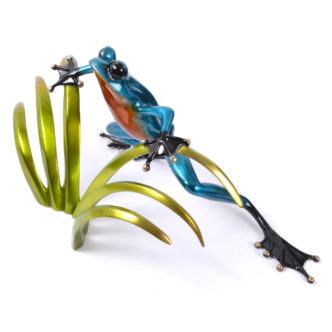 Frogman Bronze Sherlock