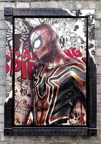 BISH849 Spider-Man O 58 x 86