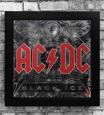 BISH860 AC DC Black Ice OV2 58 x 58