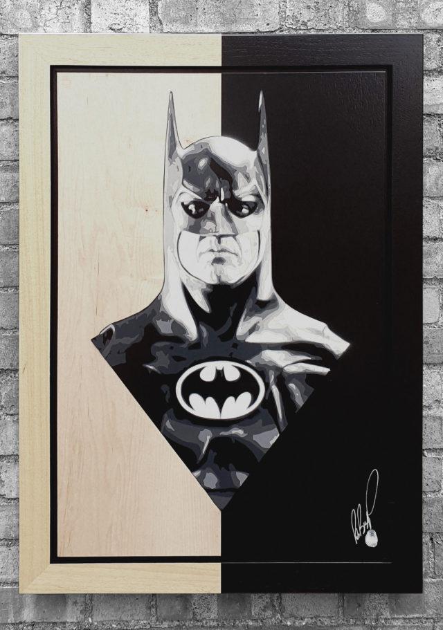 BISH864 Batman SE1 58 x 86