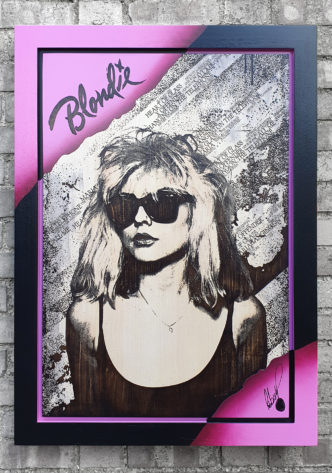 BISH866 Debbie Harry OV2 58 x 86