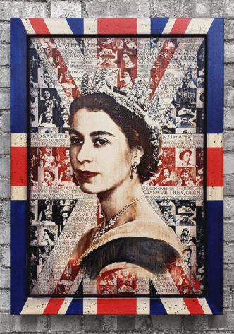 BISH869 Made In Britain HRH OV1 58 x 86