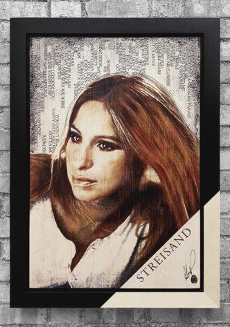 BISH873 Streisand OV2 58 x 86