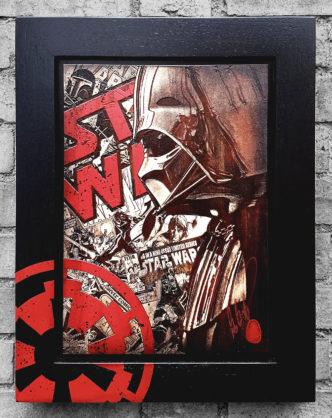 BISH881 Vader OV3 29 x 40