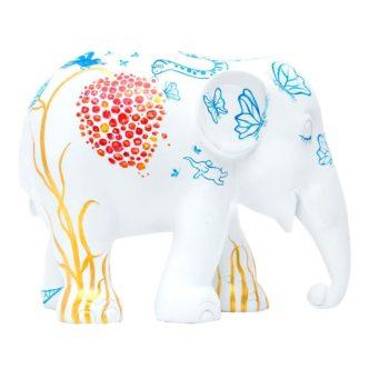 Elephant Parade In Paradise