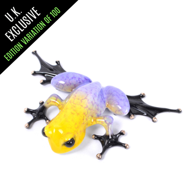 Frogman Bronze Primrose