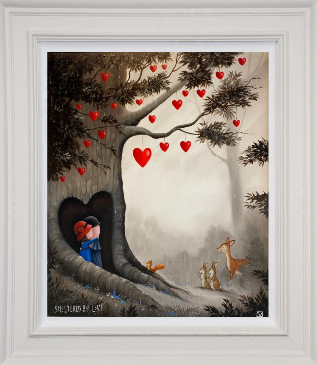 Michael Abrams Sheltered By Love