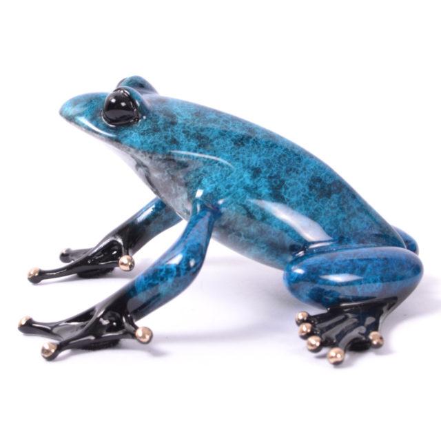 Frogman Bronze Soldier