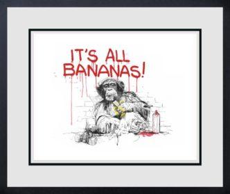 Scott Tetlow It's All Bananas