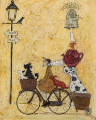 Sam Toft We're Not Lost, We're On Our Way