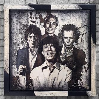 BISH910 Rob Bishop The Rolling Stones