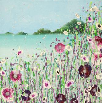 Julie Clifford Wildflower Original