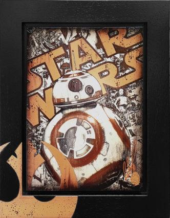 Rob Bishop Star Wars BB8